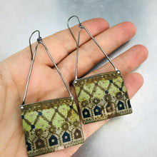 Load image into Gallery viewer, Vintage Treasure Box Tin Zero Waste Earrings