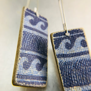 Ex Libris Upcycled Book Jewelry by Christine Terrell for adaptive reuse jewelry