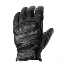 Load image into Gallery viewer, ROEG Butch leather gloves black