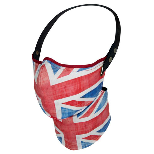 Maska Rare Bird London  - Abstract Union Jack Face Mask