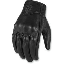 Load image into Gallery viewer, ICON GLOVE PURSUIT CE BLACK