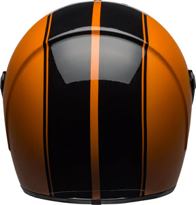 BELL ELIMINATOR Rally Black/Metallic Orange