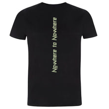 Load image into Gallery viewer, NtoN T-shirt - 02 - black - unisex