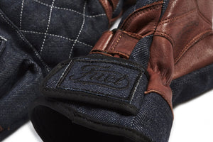 "FUEL ""STORM"" GLOVE BLUE"