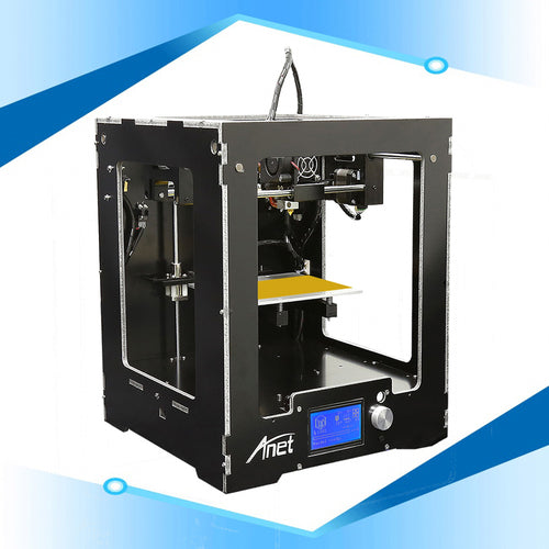 Anet A3S High Accuracy Assembled 3D Printer Machine Aluminum Composite Panel 3d Printer Machine Shenzhen 3d House Printer