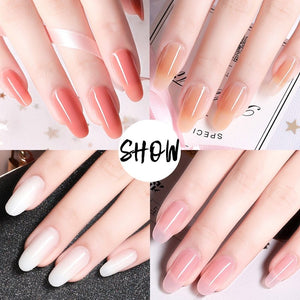 History Science and Opinion of Gel Nails