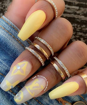 Five Simple Nail Art Designs To Do At Home