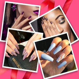 Poly Nail Gel Kit - Ship to USA ONLY