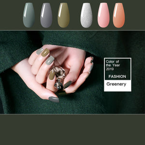 Gershion Gel Polish Kit (Ship to America, United Kingdom Only)