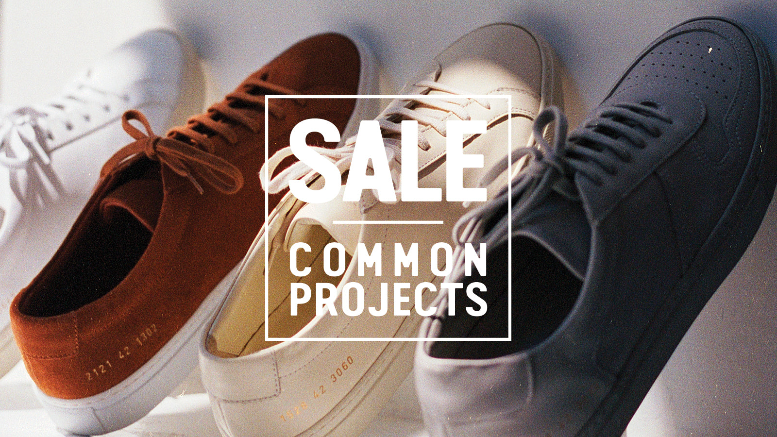 Common Projects Sale