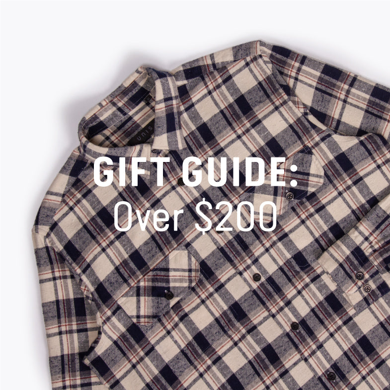Gift Guide: Over $200