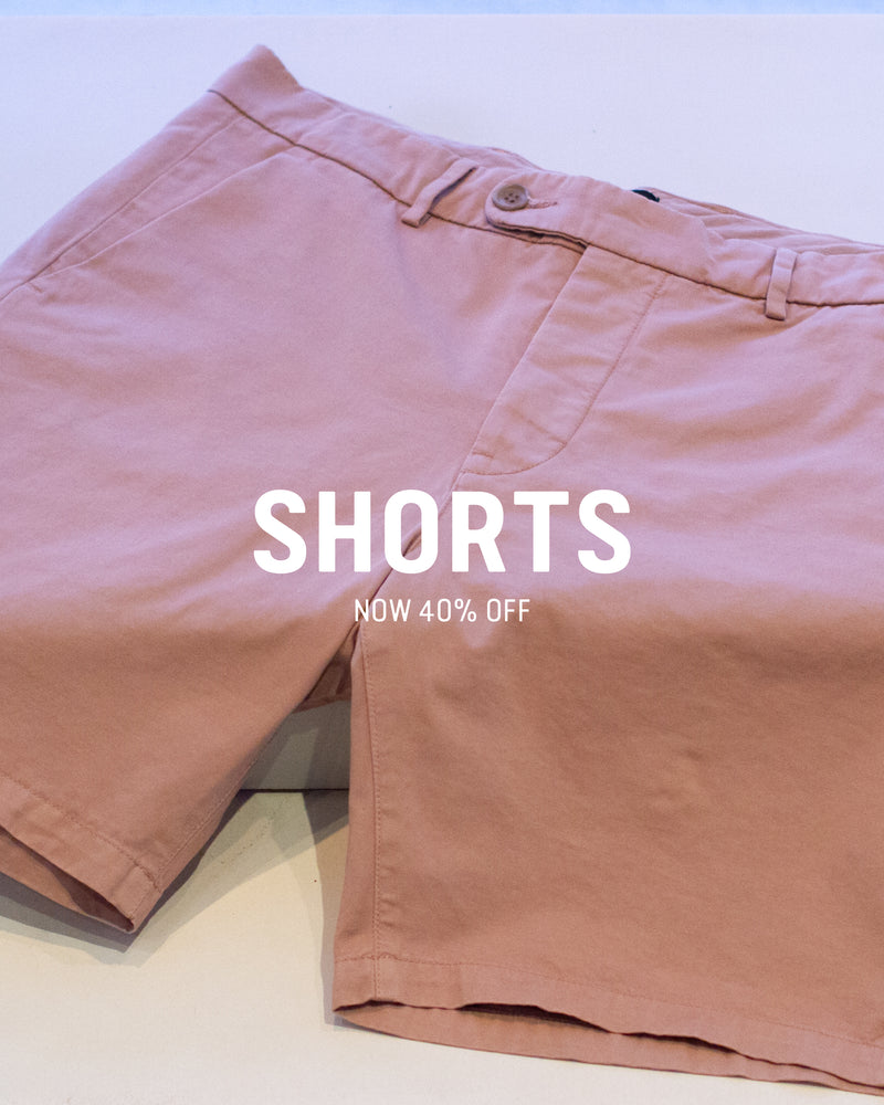 Shorts 40% Off