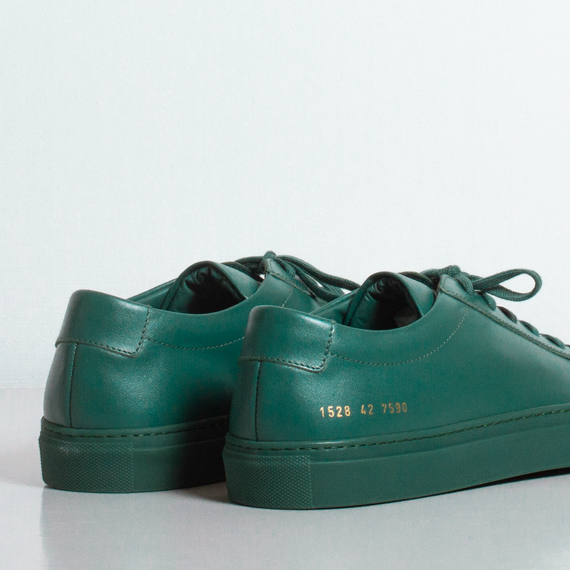 Common Projects - Achilles Low - Green