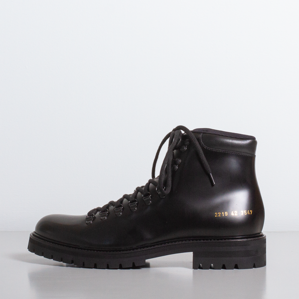 Common Projects - Hiking Boot - Black