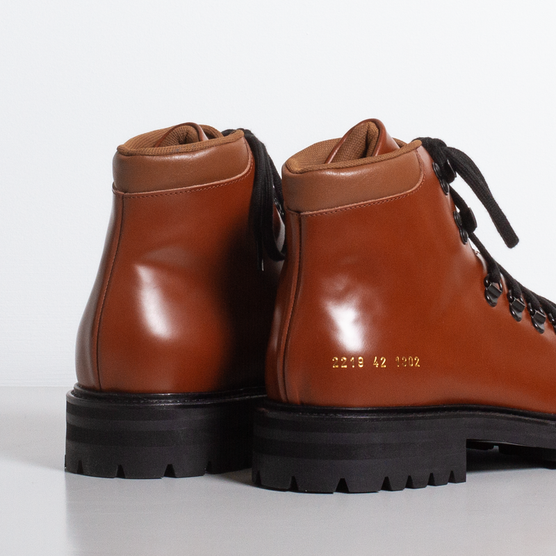 Common Projects - Hiking Boot - Tan