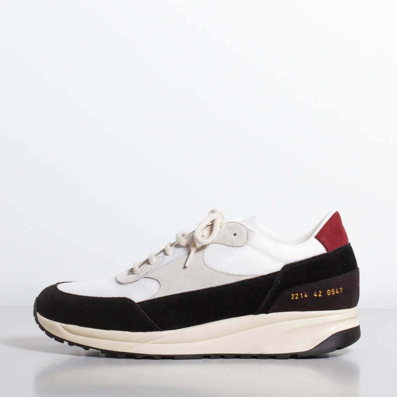 Common Projects - Track Classic - White/Black