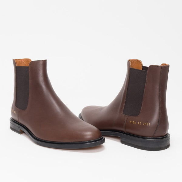 Chelsea Boot - Brown Leather