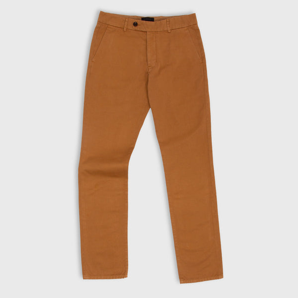 UNIS Gio Stretch Vintage Khaki Chino Pants