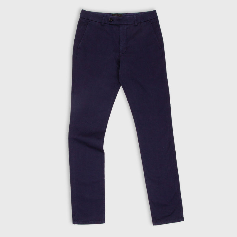 UNIS Gio Skinny Stretch Navy Chino Pants