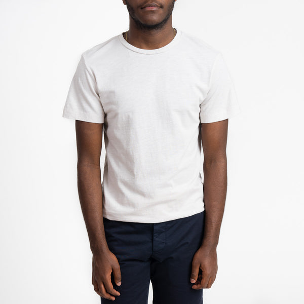Unis Lee Powder Cotton T-Shirt