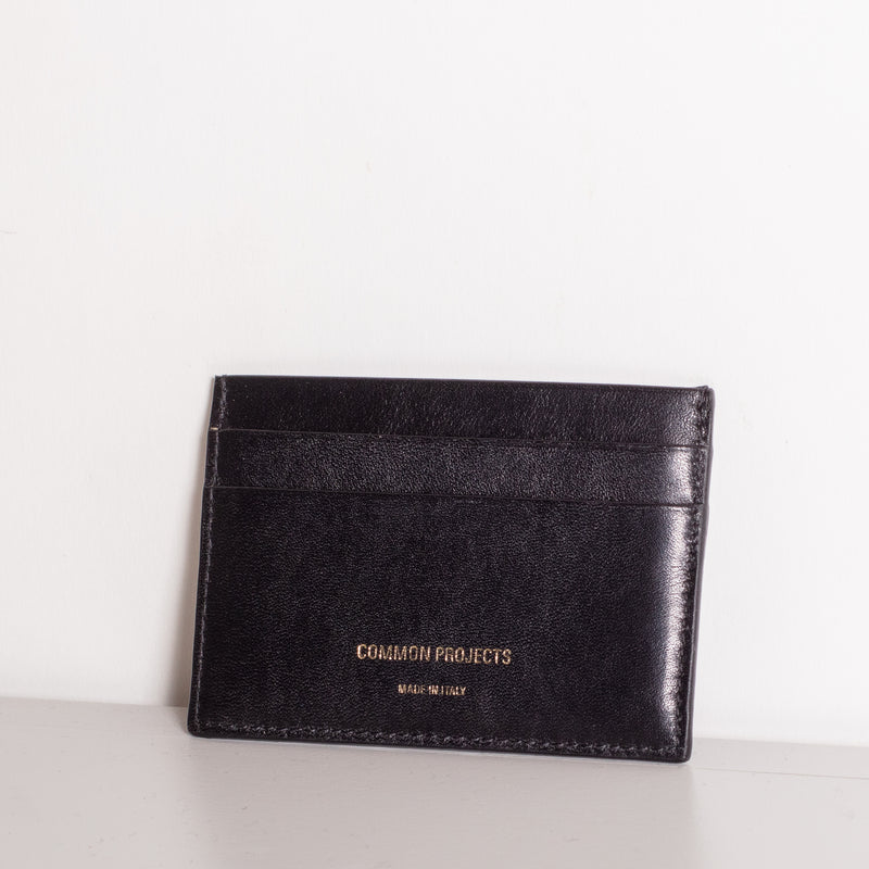 Multi Card Holder - Black