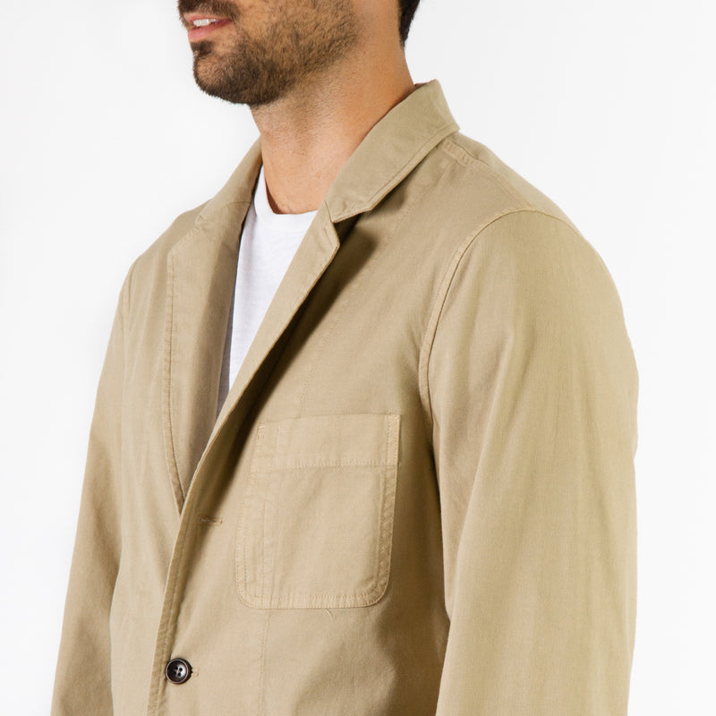 Unis Carter Jacket in Khaki