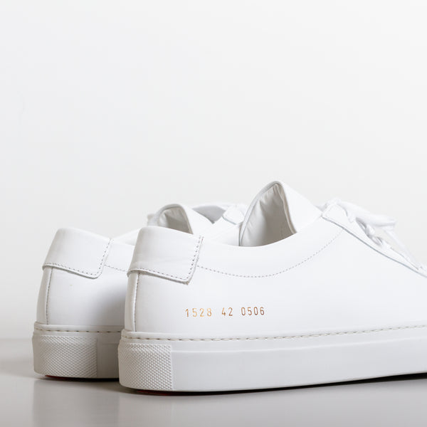 Achilles Low - White
