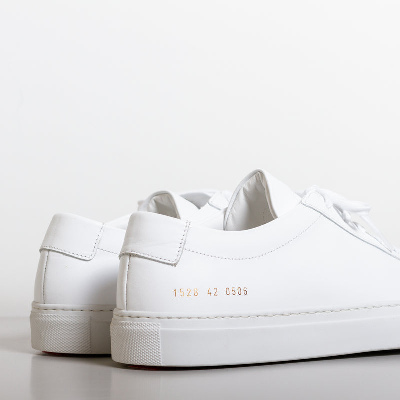 Common Projects - Achilles Low - White