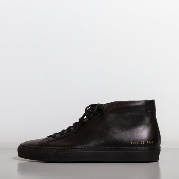 Common Projects - Achilles Mid - Black