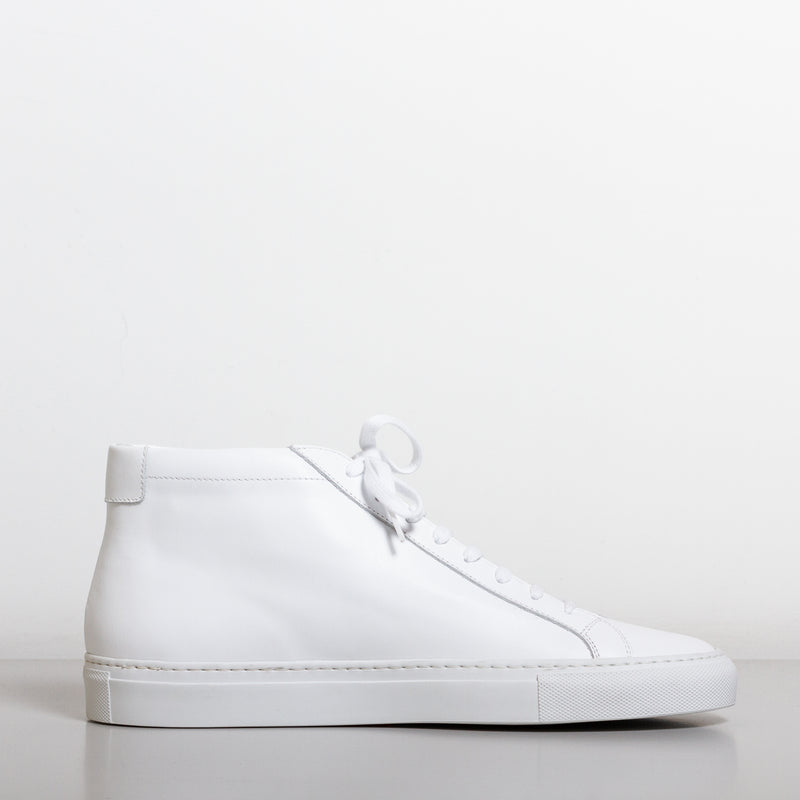 Common Projects - Achilles Mid - White
