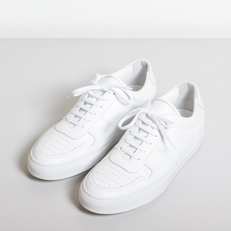 Common Projects - Bball Low - White