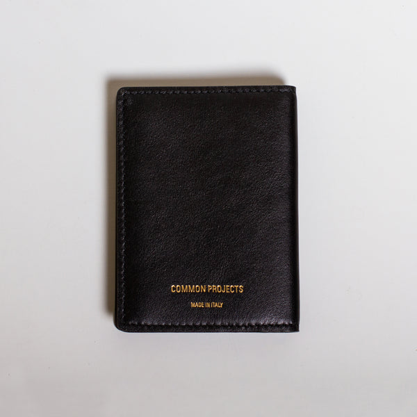 Folio Wallet - Black
