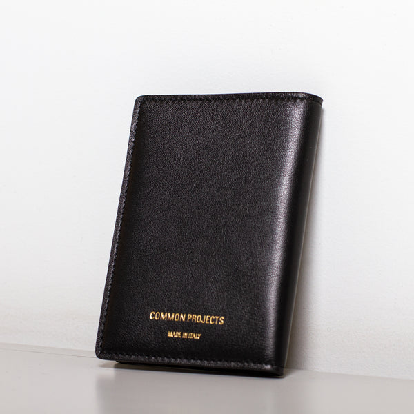 Common Projects - Folio Wallet - Black