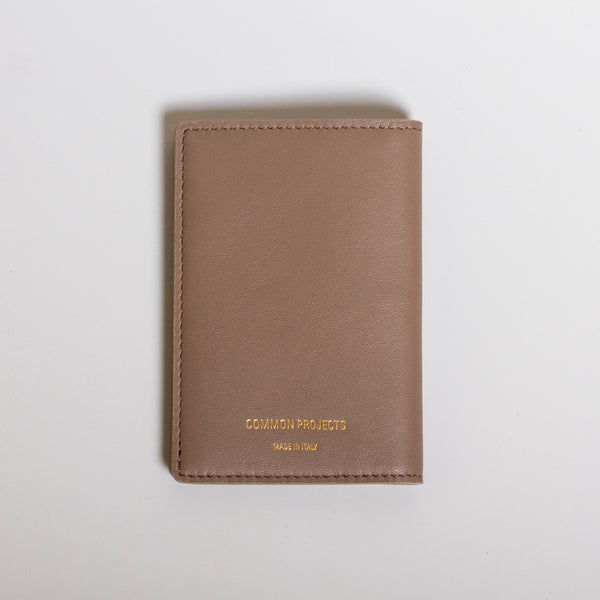 Folio Wallet - Warm Grey