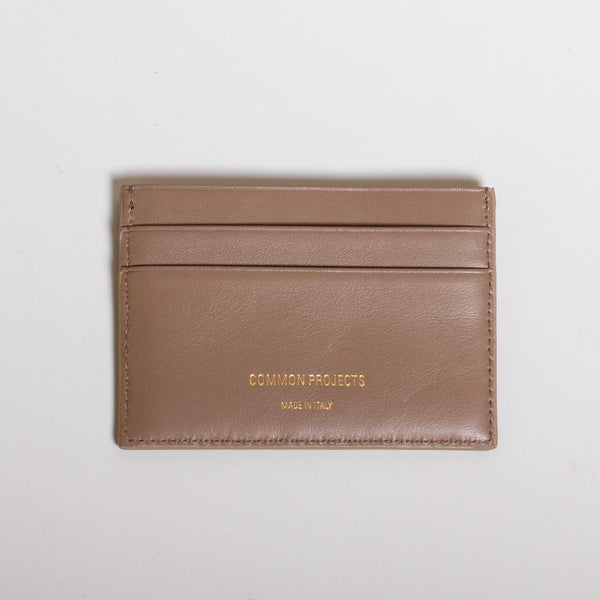 Multi Card Holder - Warm Grey