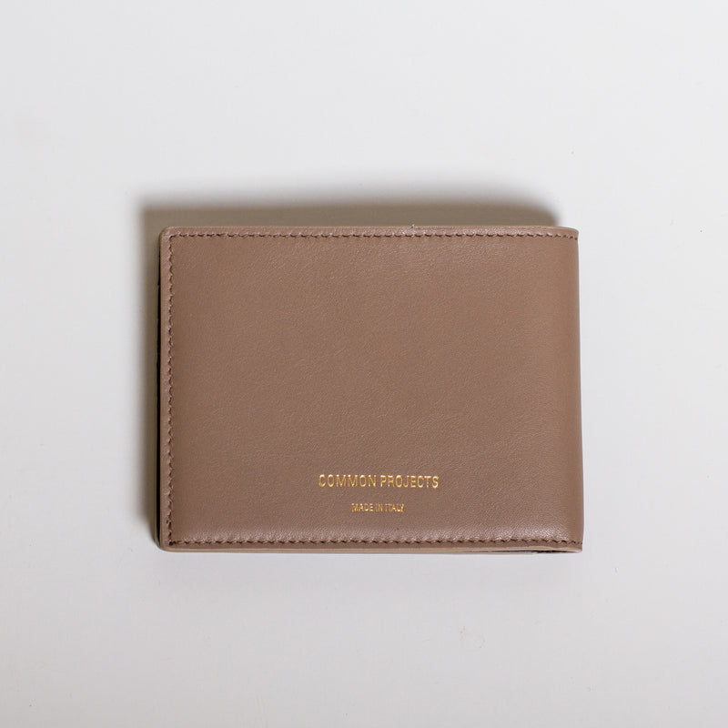 Common Projects - Standard Wallet - Warm Grey