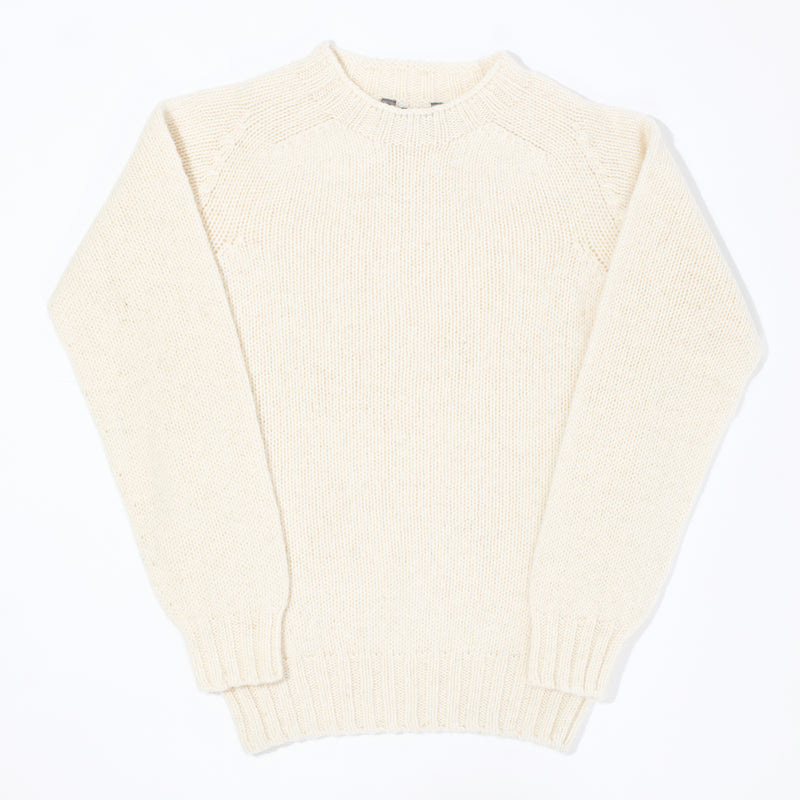 Eco Wool Sweater - Ivory