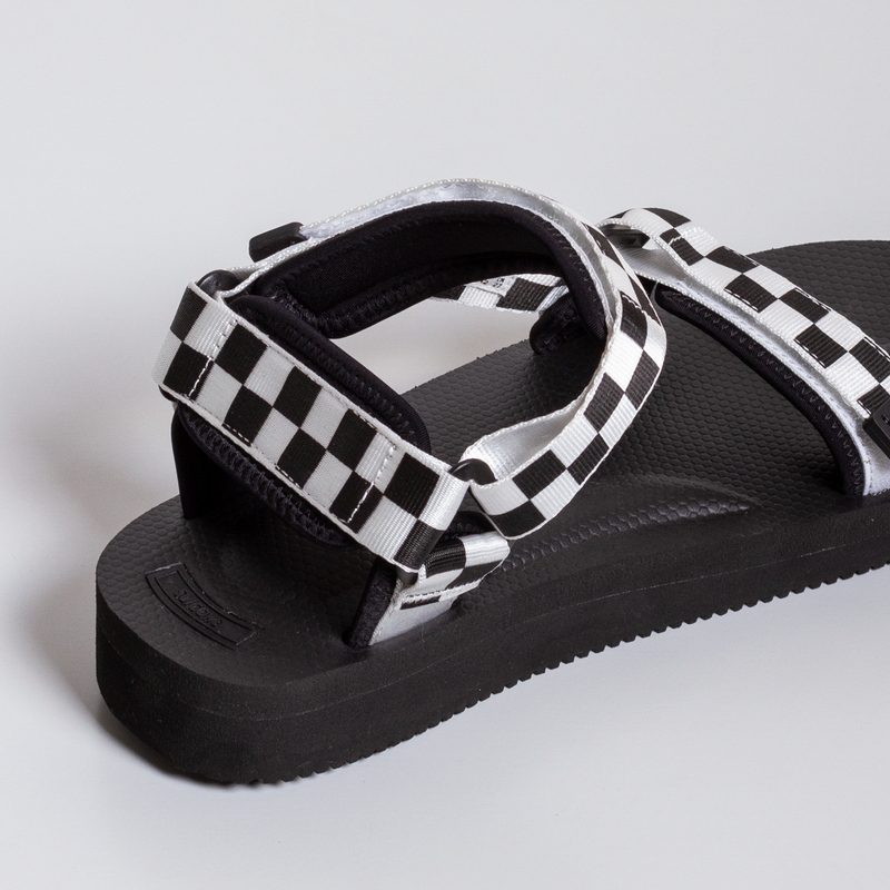 Depa V2chk - Black/White Check