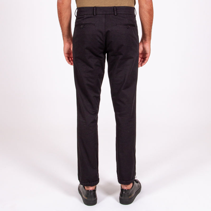 Unis New York - Gio Slim Straight Chino - Black