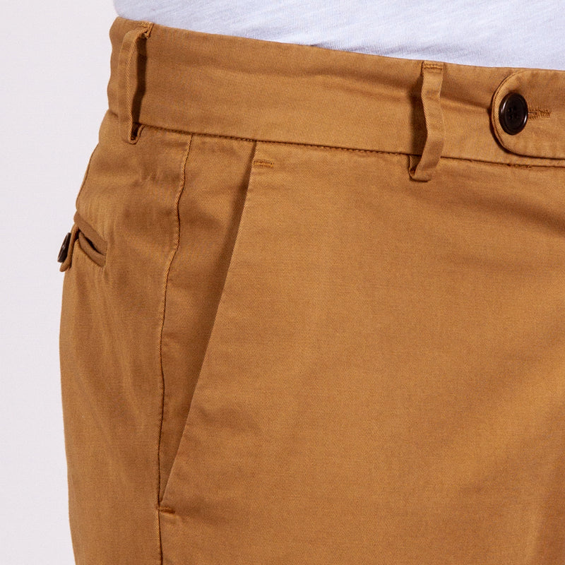 Unis New York - Gio Slim Straight Chino - Vintage Khaki