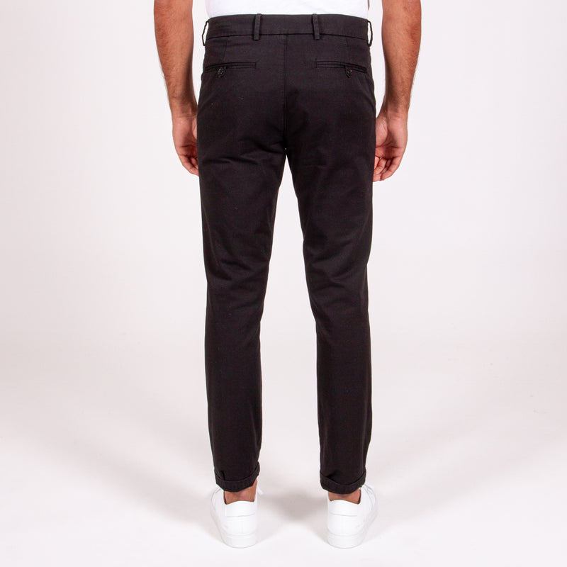 Unis New York - Gio Skinny Chino - Black