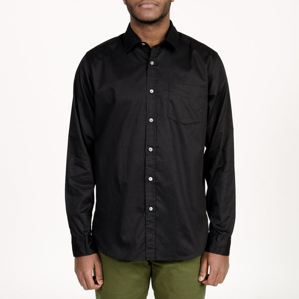 Unis New York - Adam - Perfect Shirt - Black