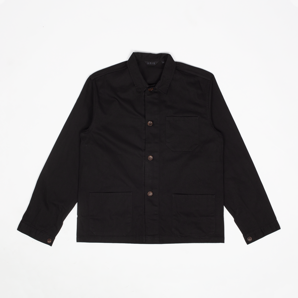 Unis New York - Chore Jacket - Black