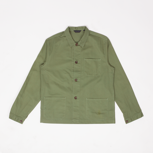 Unis New York - Chore Jacket - Olive