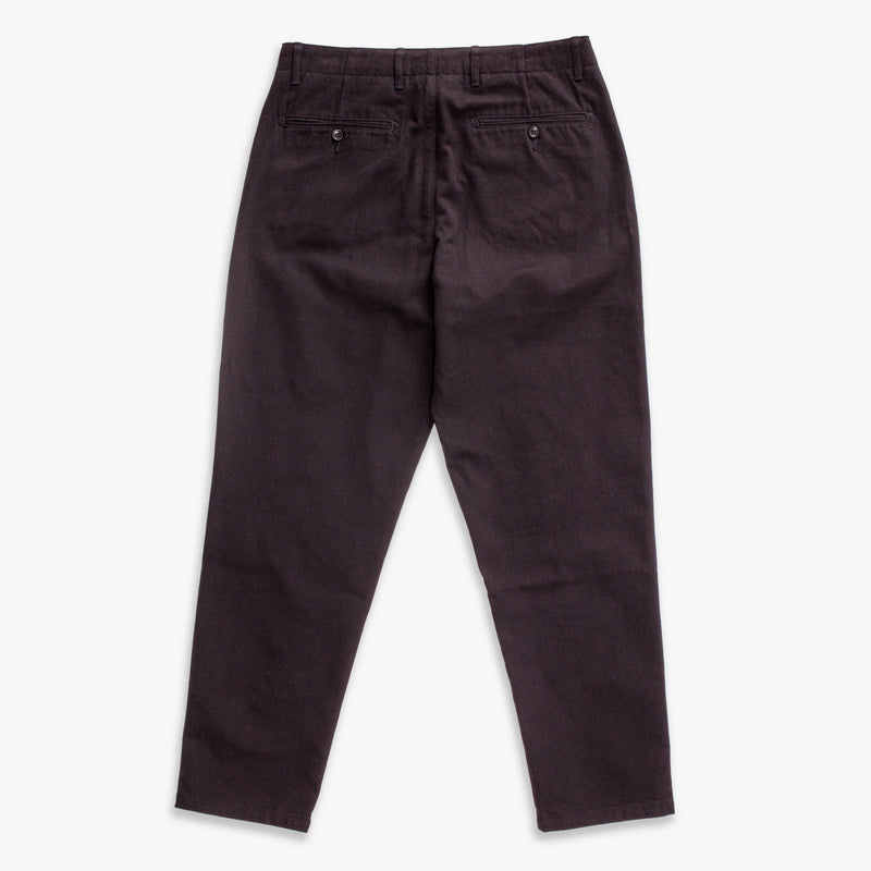 Unis New York - Ike Uniform Pant - Black Twill