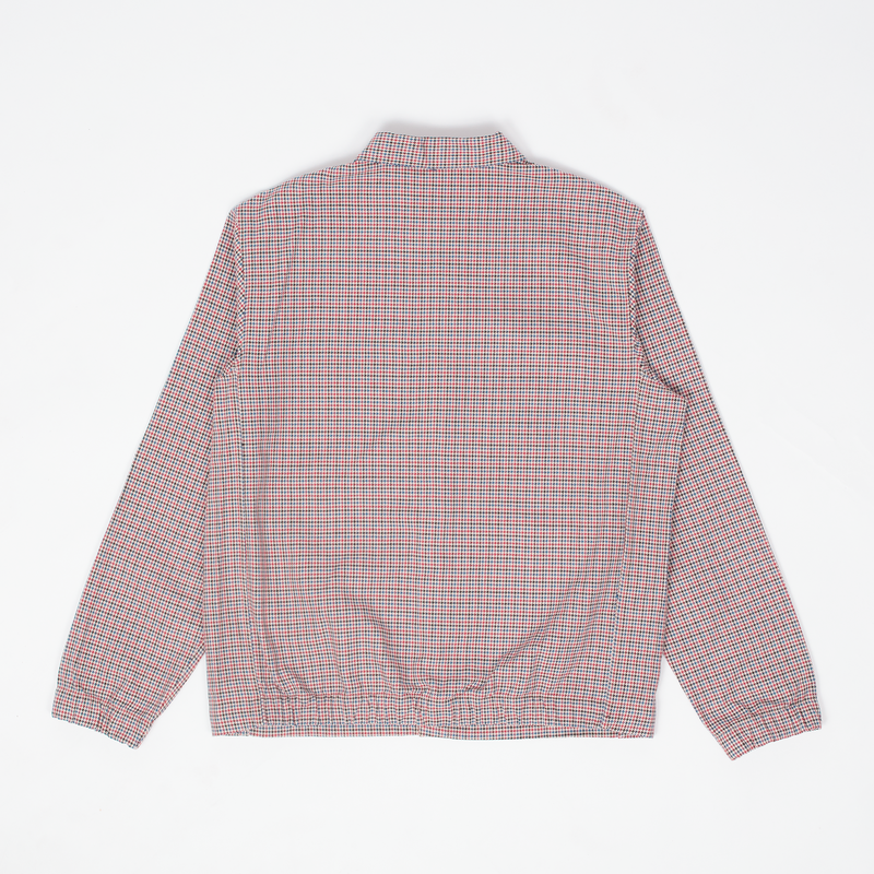 Unis New York - Oli Bomber Jacket - Cream Houndstooth