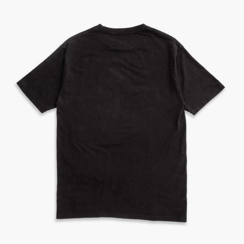 Unis New York - Zane Tubular Tee Shirt - Black