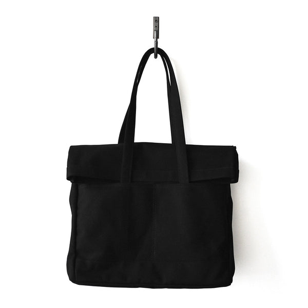 Unis - Makr - Fold Weekender Revised - Black