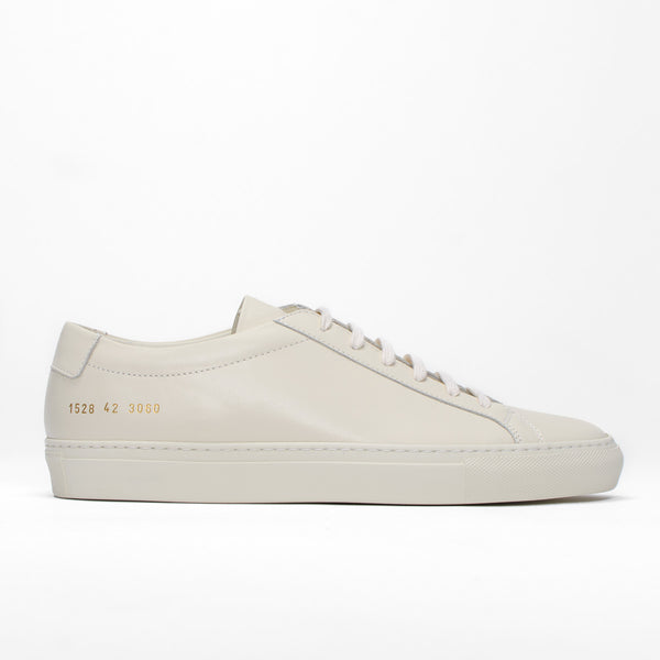 Common Projects Achilles Low - Warm White - 1