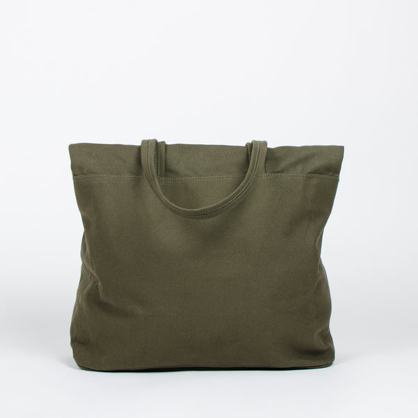 Fold Weekender Revised - Army Green